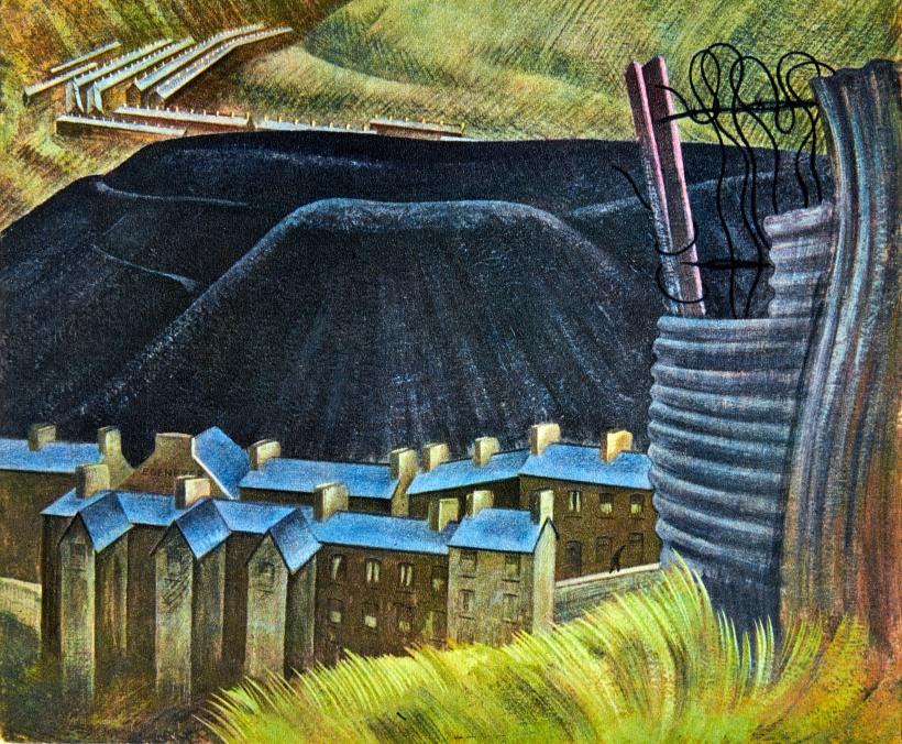 art, Yorkshire, Rhonddda, Harrogate